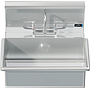 BLANCO 28 X 16 SCRUB UP SINK DECK W / WRIST BLADE HANDLES