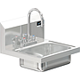 COMAL 14 x 10 x 5 HANDSINK WITH DECK FAUCET