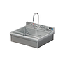 BRAZOS 20 x 14 x 5 HANDSINK WITH DECK FAUCET